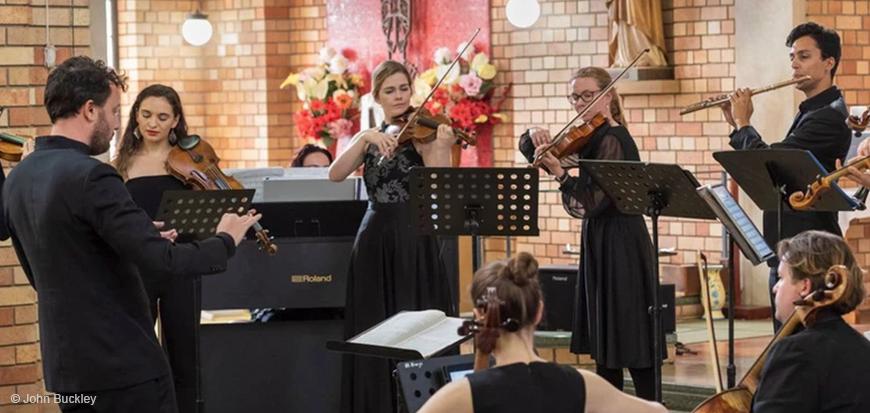 Principal Organs Warren Chamber Music Festival
